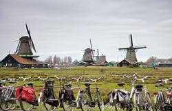 Windmill park_Zaanse schans