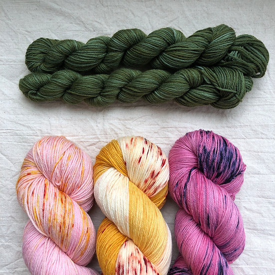 Very Berry Sock Sets