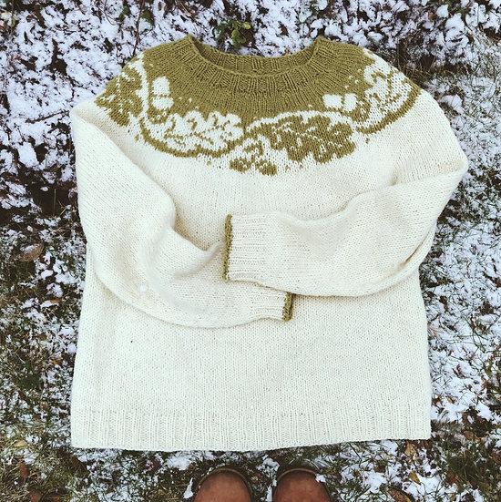 Y-oak Sweater