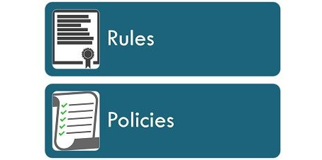 Can you Enforce a Policy the same way as a Rule?