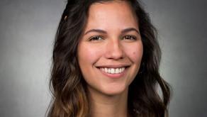 Conoce a Marcela G. Marrero, estudiante de doctorado de ciencia animal