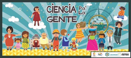 Ilustracion presentando un grupo diverso (edad, etnicidad, genero, oficio) de personas.