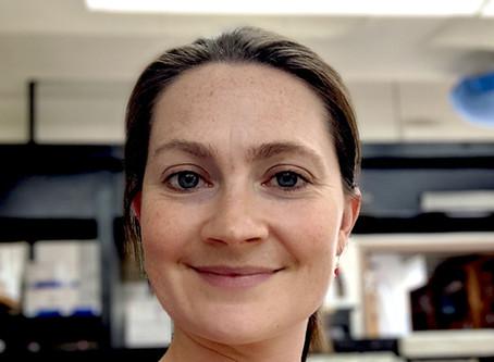 Meet Dr. Renée Rioux, Assistant Professor in Plant Pathology