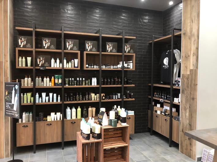 Salon de coiffre
