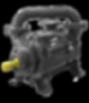 Liquid ring vacuum pumps - double stage.