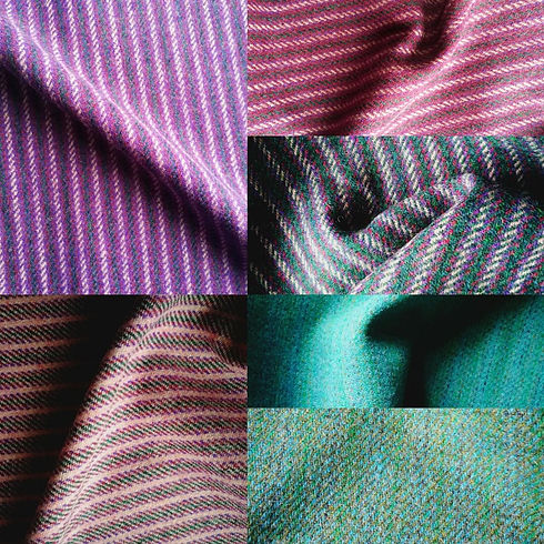 harris tweed cloth fabric