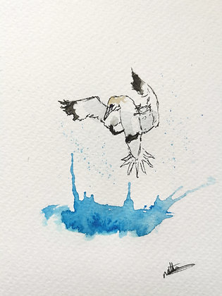 Original watercolour