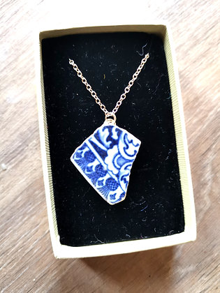 Sea Pottery Necklace