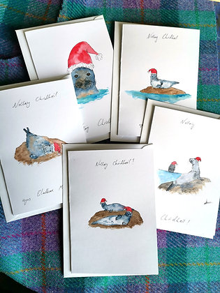 Pack of 5 cards to order