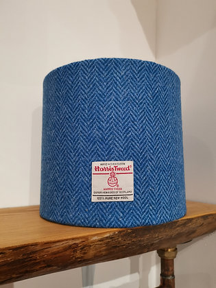 Made to order Small Harris tweed lampshade