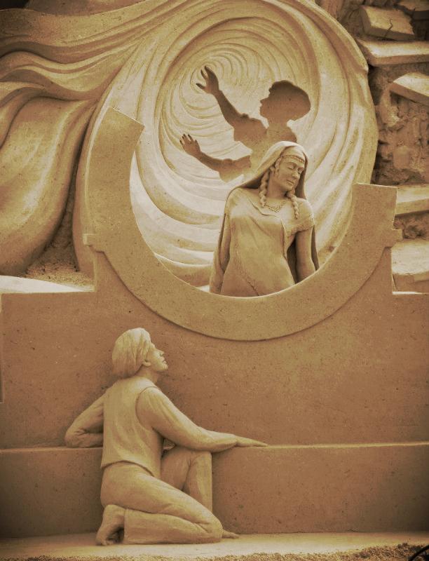 Aladino e sua Futura Noiva
