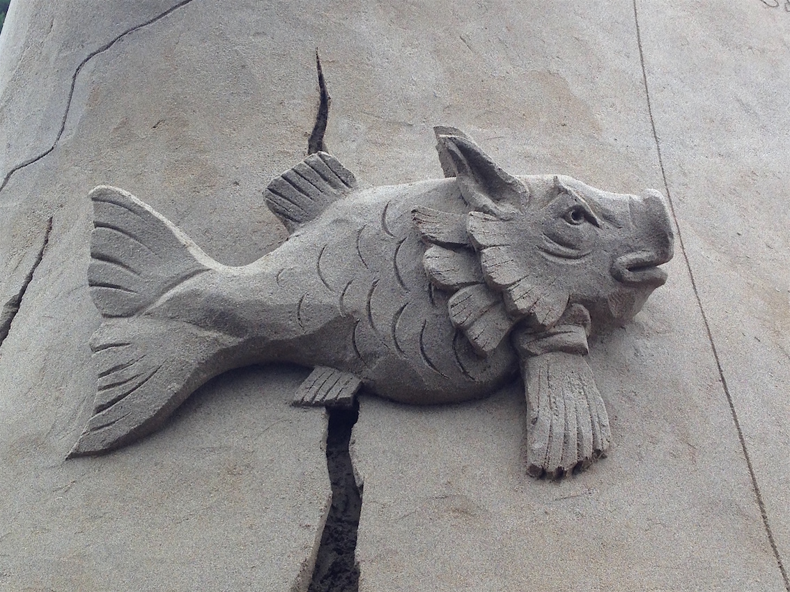 Peixe imaginário