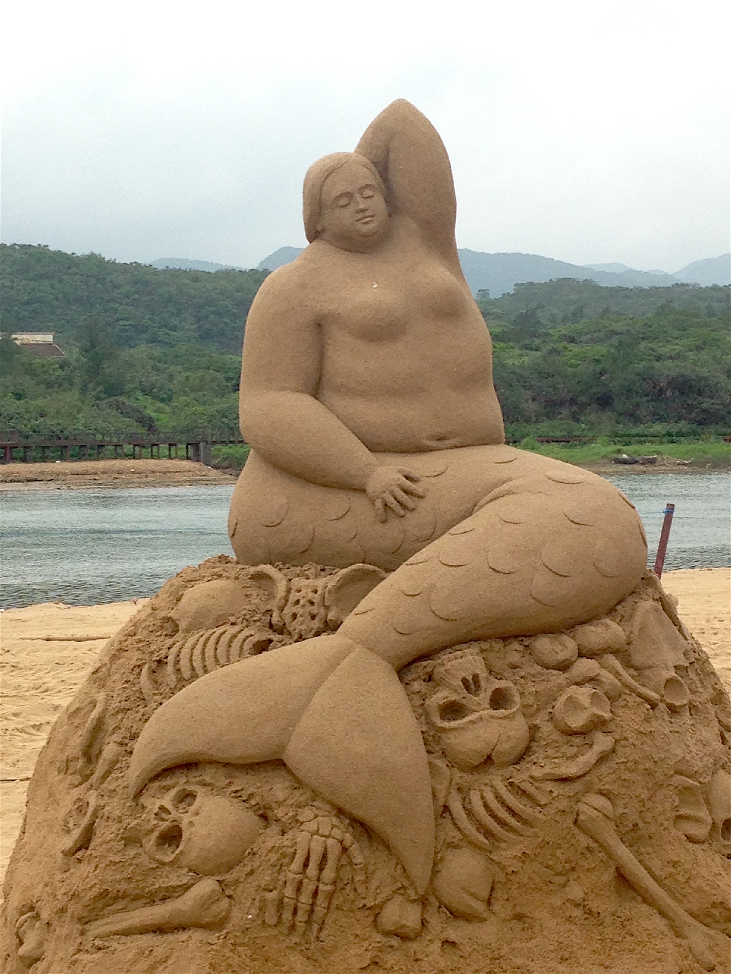 Fat Mermaid