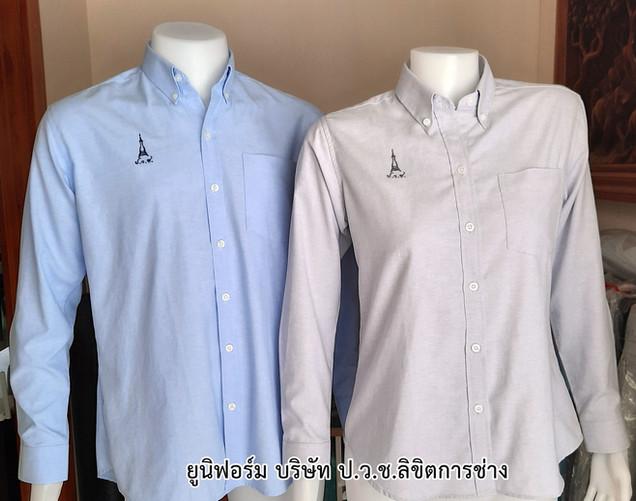 ผ้าอ็อกฟอร์ด(GLF)