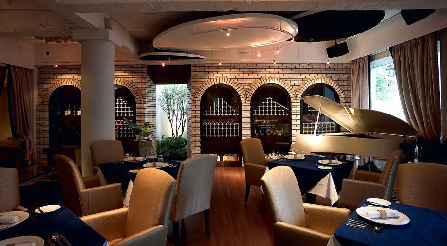 Cuisine 101|Long Tsai Design