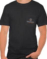 goldens_cast_iron_cooker_Black_T-Shirt_t