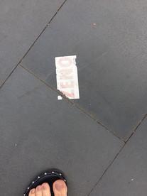 Au sol