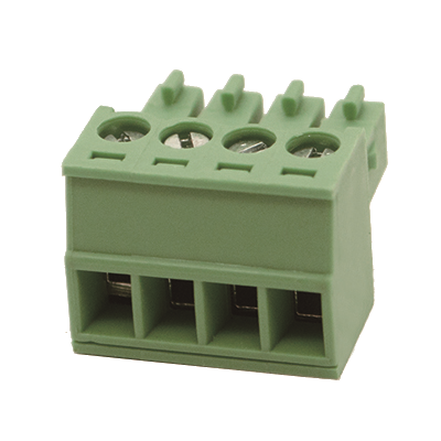 Green Screw Terminal Blocks 3.5mm 4P