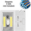 Thumbnail: 3W COB LED Wall Switch