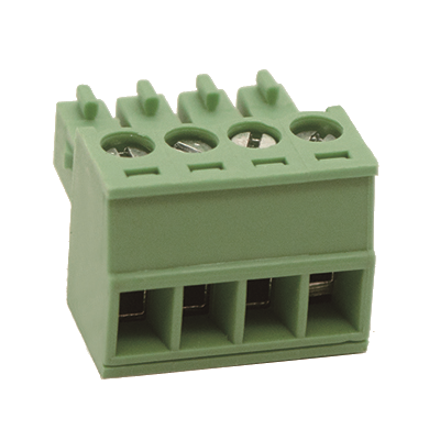 Green Screw Terminal Blocks 3.81mm 4P