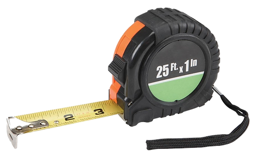25 ft. x 1 in. QuikFind Tape Measure