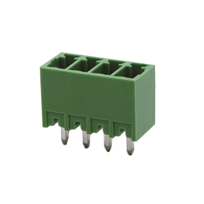 Green Terminal Block Socket 3.5mm