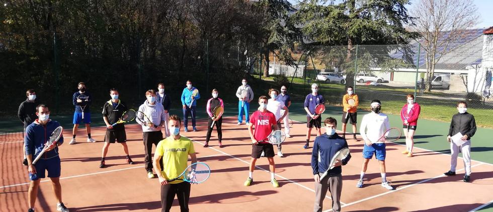 Formation Tennis Mouv