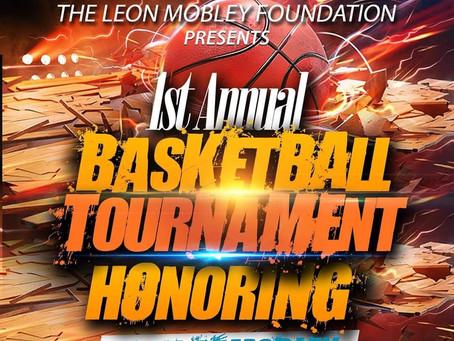 Leon Mobley Basketball Tournament 2021