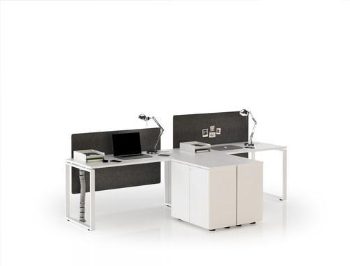 Quad Series Side Workstation
