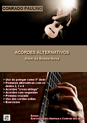 Explicaçações detalhadas das novas técnicas alternativas utilizadas atualmente para fazer acordes antes impossíveis. Mais de 60 exemplos com fotos, exerciciose + bonus de técnica com exercicios para a abertura e controle dos dedos.