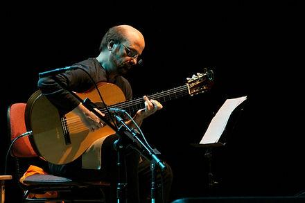 Conrado Paulino_VII Seminario de Violão de Itajaí