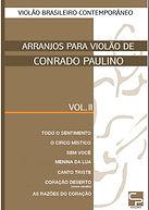 Arranjos para Violão Volume 2- Conrado Paulino