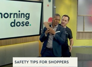 SWIFT on CW 39: Self-defense for holiday shoppers