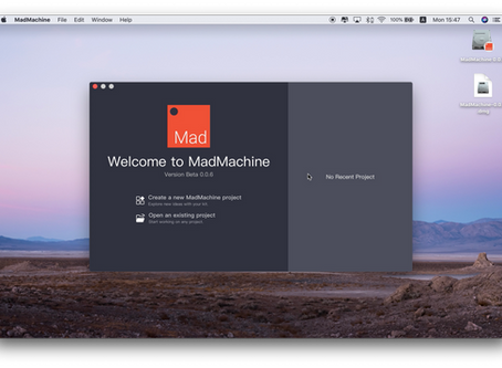 How to Install MadMachine IDE for Mac OS