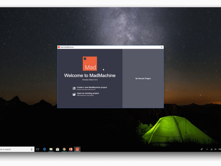 How to Install the MadMachine IDE on Windows PCs