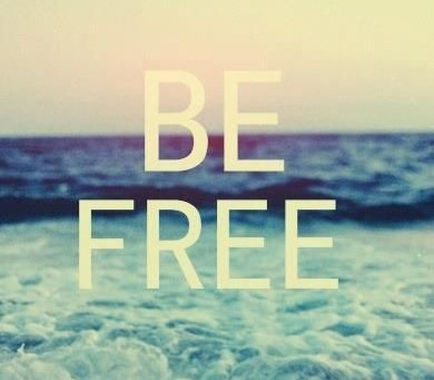 Be Set Free!