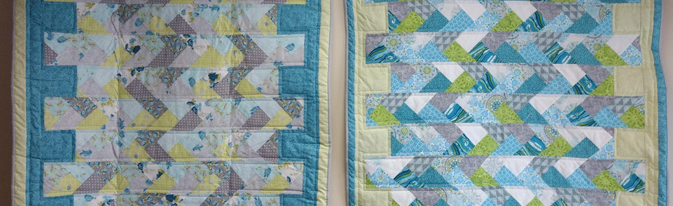 Twin Baby Quilts