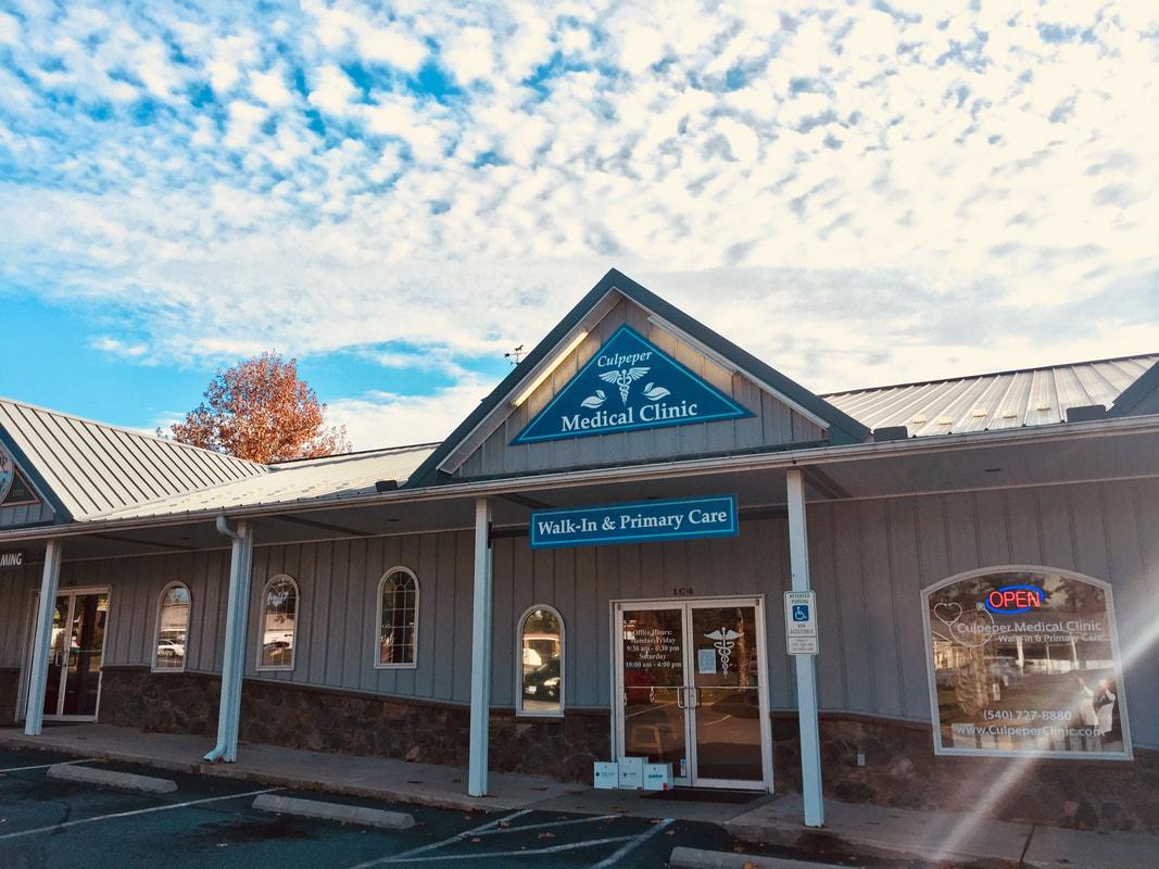 Culpeper Clinic