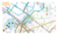 Palo Alto Transit Map