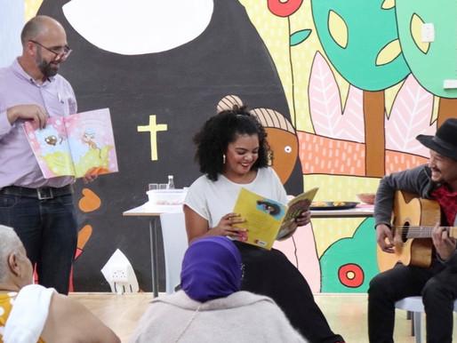 'Daar was nie sulke stories toe ons kinders was nie'