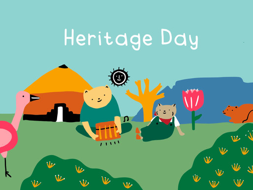 Celebrating kinship across differences on National Heritage Day.