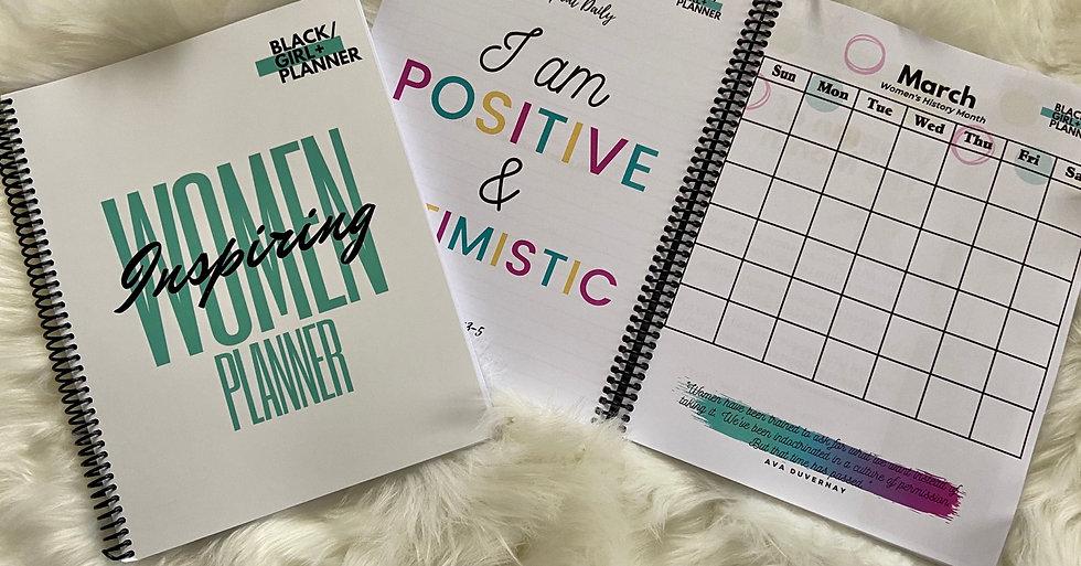 DATELESS Women Inspiring Planner