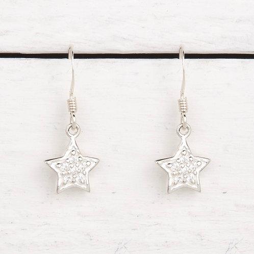 Sirius Star Earrings