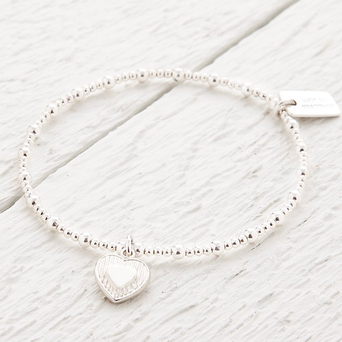 Harriet Heart Bracelet