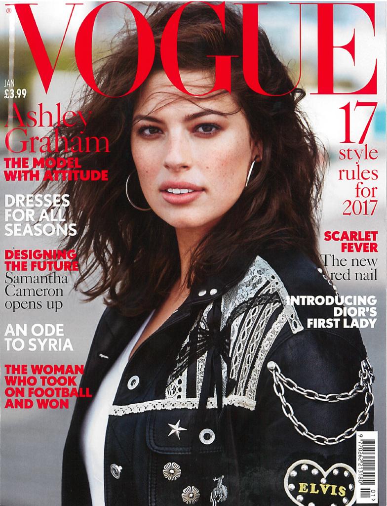 Vogue Jan 2017