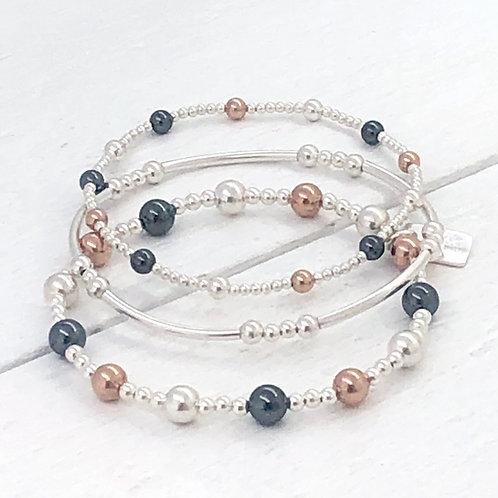 Berry Burst Bracelet Set
