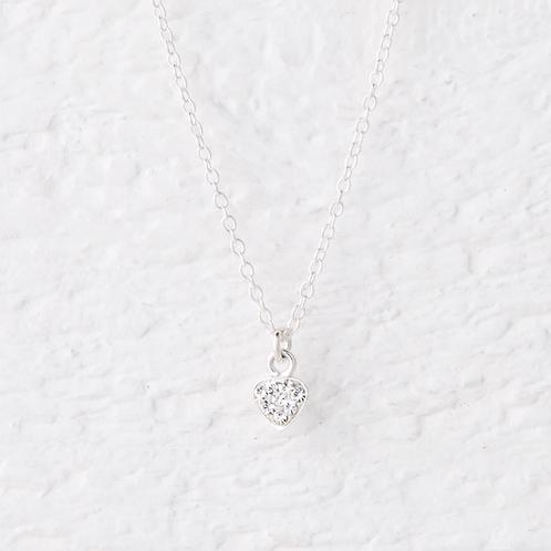 Gemma Heart Necklace