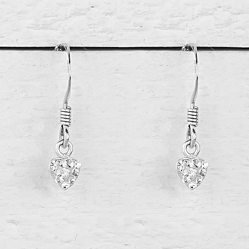Gemma Heart Earrings
