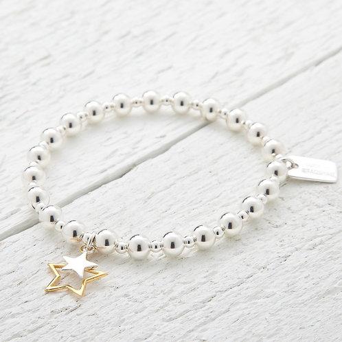 Aurora Gold Star Bracelet
