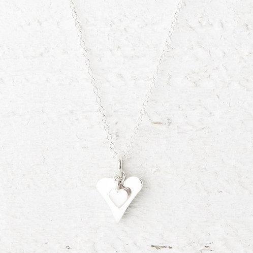 Lola Silver Necklace